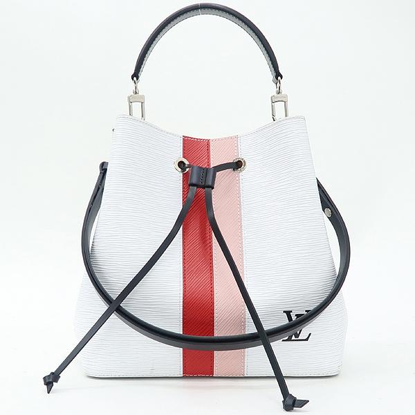 Louis Vuitton(루이비통) M52163 에삐 레더 Blanc 컬러 네오 노에 버킷백 2WAY [강남본점]