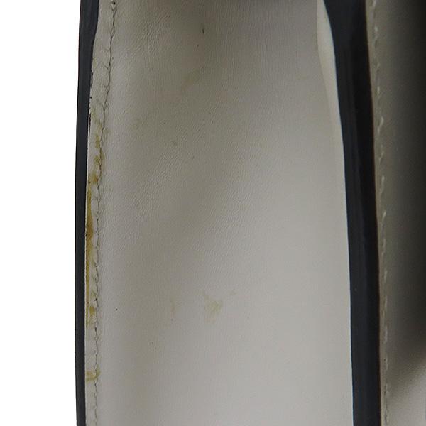 Gucci(구찌) 421882 Gucci Sylvie 실비 화이트 레더 리본 숄더백 + 가죽 스트랩 2WAY [부산서면롯데점] 이미지6 - 고이비토 중고명품