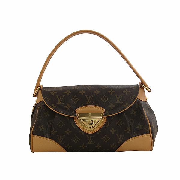 Louis Vuitton(루이비통) M40121 모노그램 캔버스 비버리 MM 숄더백 [대구동성로점]