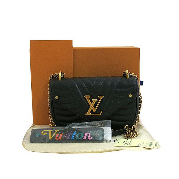 Louis Vuitton(루이비통) M51683 뉴 웨이브 금장 체인 PM 3WAY ( 토트 / 숄더 / 크로스 ) [대구동성로점]