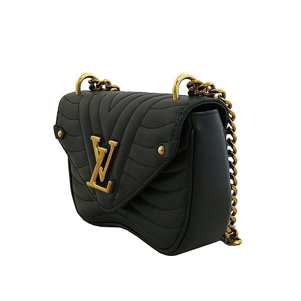 Louis Vuitton(루이비통) M51683 뉴 웨이브 금장 체인 PM 3WAY ( 토트 / 숄더 / 크로스 ) [대구동성로점] 이미지4 - 고이비토 중고명품