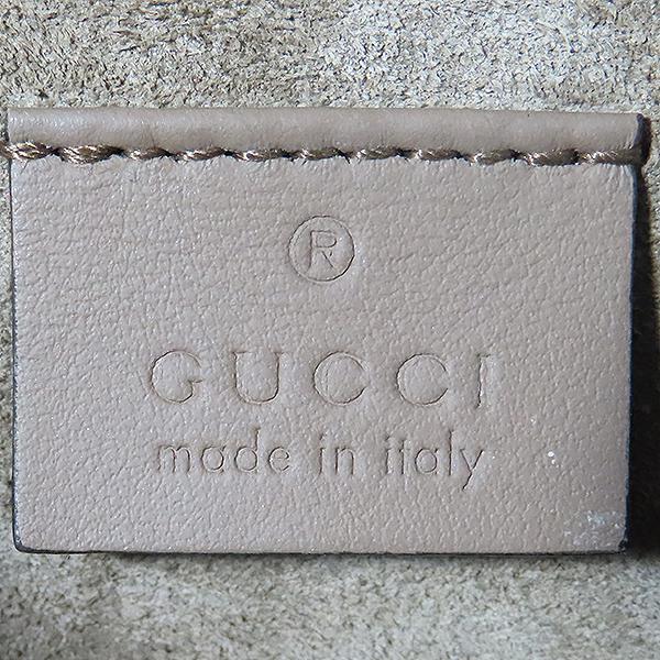 Gucci(구찌) 400249 Dionysus(디오니소스) 타이거 헤드 GG로고 수프림 캔버스 체인 브라운 컬러 숄더백 [대전본점] 이미지7 - 고이비토 중고명품