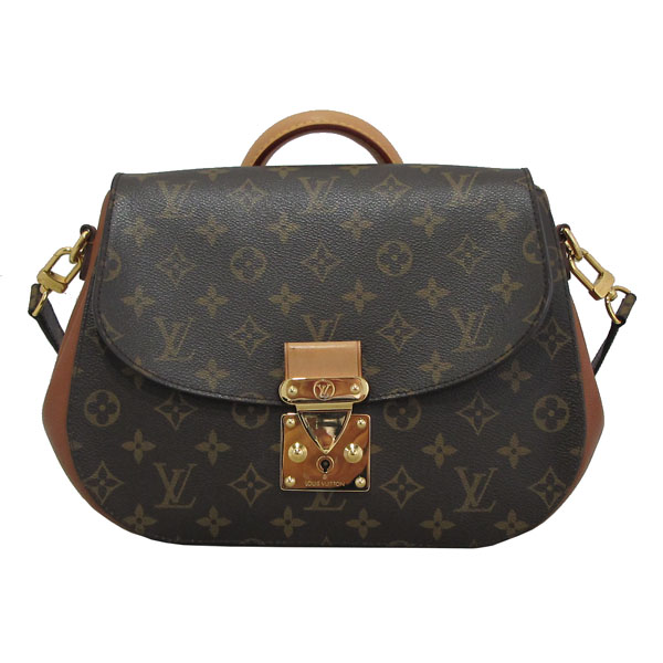 Louis Vuitton(루이비통) M40582 모노그램 캔버스 브라운 레더 에덴 MM 토트백 + 숄더스트랩 2WAY [대구반월당본점] 이미지2 - 고이비토 중고명품