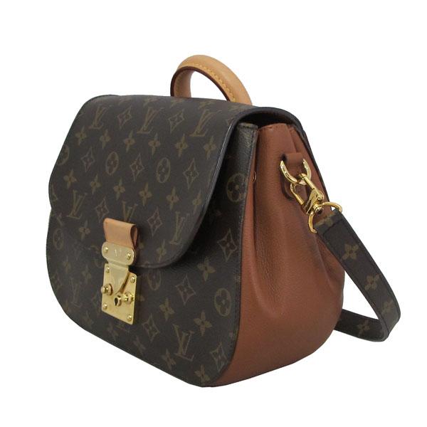 Louis Vuitton(루이비통) M40582 모노그램 캔버스 브라운 레더 에덴 MM 토트백 + 숄더스트랩 2WAY [대구반월당본점] 이미지3 - 고이비토 중고명품