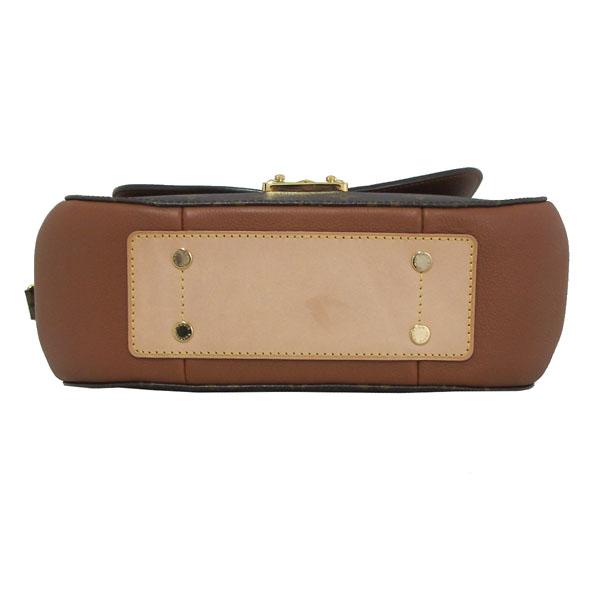 Louis Vuitton(루이비통) M40582 모노그램 캔버스 브라운 레더 에덴 MM 토트백 + 숄더스트랩 2WAY [대구반월당본점] 이미지5 - 고이비토 중고명품