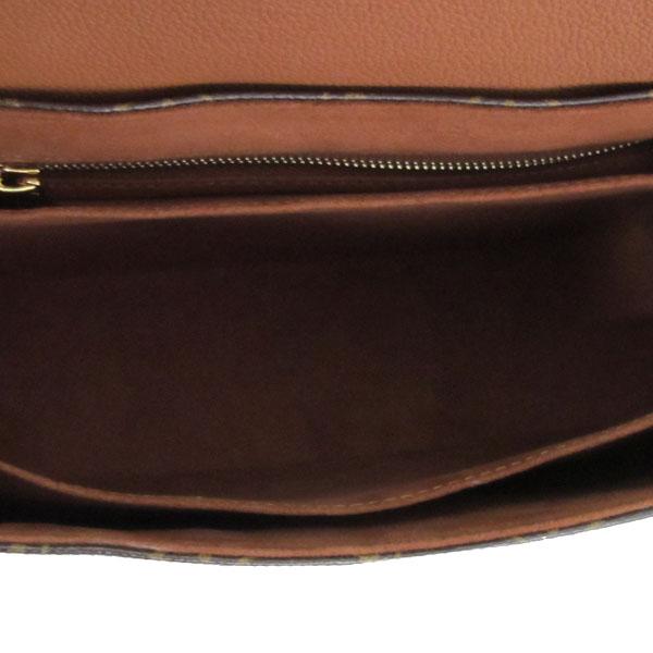 Louis Vuitton(루이비통) M40582 모노그램 캔버스 브라운 레더 에덴 MM 토트백 + 숄더스트랩 2WAY [대구반월당본점] 이미지7 - 고이비토 중고명품
