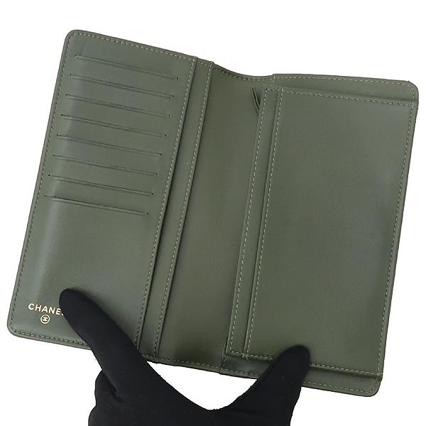 Chanel(샤넬) A80285 보이 샤넬 롱 플랩 장지갑 [강남본점] 이미지3 - 고이비토 중고명품