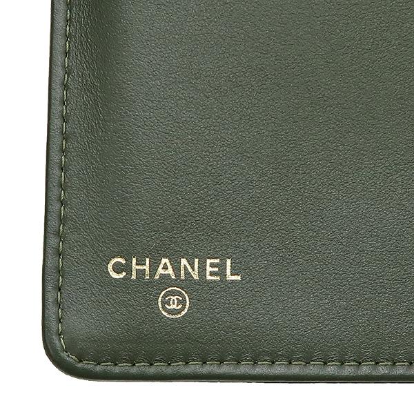 Chanel(샤넬) A80285 보이 샤넬 롱 플랩 장지갑 [강남본점] 이미지4 - 고이비토 중고명품