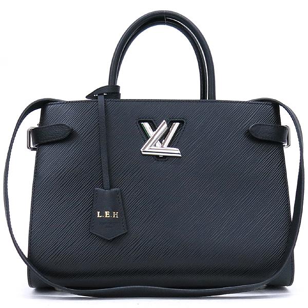Louis Vuitton(루이비통) M54810 블랙 느와르컬러 에삐 트위스트 토트백 + 숄더스트랩 2WAY [강남본점] 이미지2 - 고이비토 중고명품