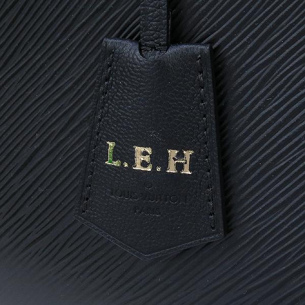 Louis Vuitton(루이비통) M54810 블랙 느와르컬러 에삐 트위스트 토트백 + 숄더스트랩 2WAY [강남본점] 이미지5 - 고이비토 중고명품