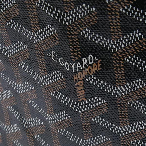 GOYARD(고야드) 블랙 브라운 생루이 GM 숄더백 + 보조 파우치 [강남본점] 이미지3 - 고이비토 중고명품