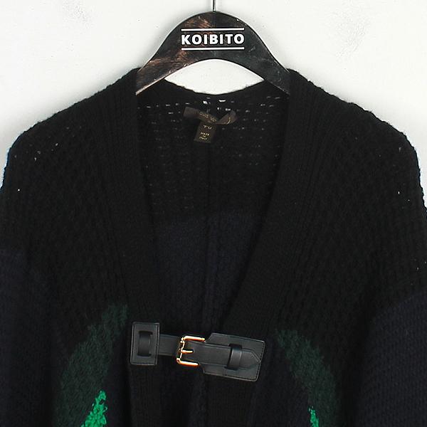 Louis Vuitton(루이비통) 캐시미어 혼방 케이프 망토 가디건 [강남본점] 이미지2 - 고이비토 중고명품