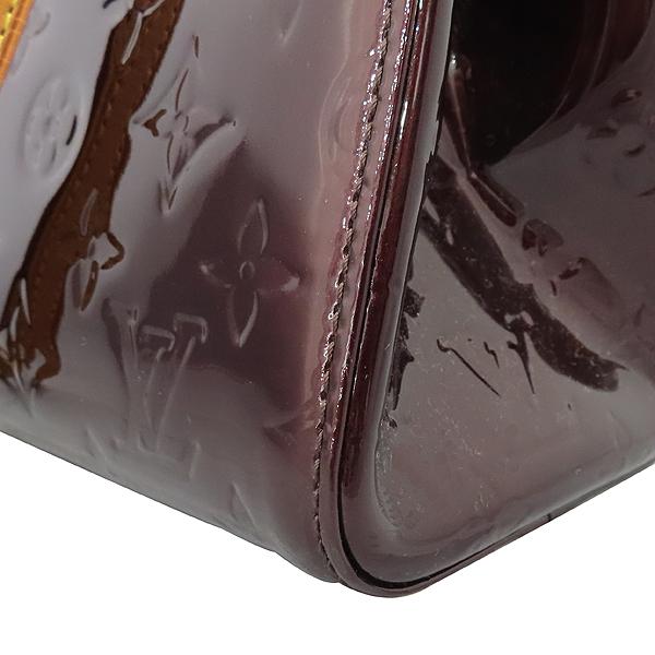 Louis Vuitton(루이비통) M91995 모노그램 베르니 아마랑뜨 룩스부리 드라이브 2WAY [대구황금점]