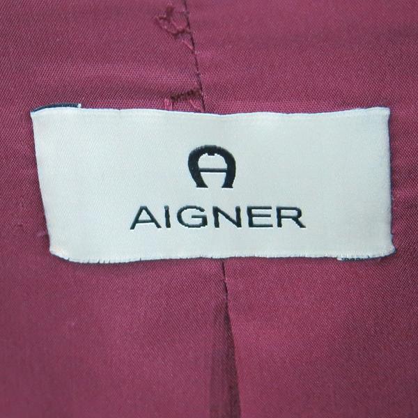 Aigner(아이그너) 블루 컬러 울 혼방 여성용 자켓 [동대문점] 이미지3 - 고이비토 중고명품