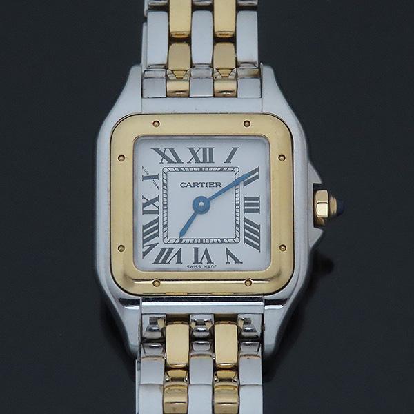 Cartier(까르띠에) W2PN0006 신형 팬더 18k(750) 골드 콤비 스몰 사이즈 쿼츠 여성용 시계 [부산서면롯데점] 이미지3 - 고이비토 중고명품
