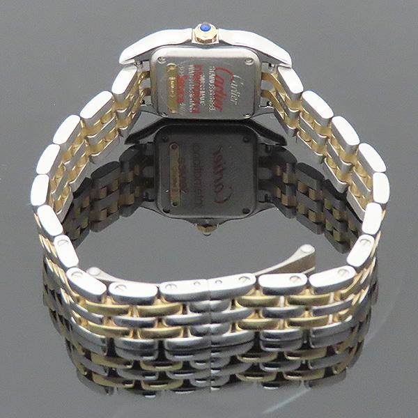 Cartier(까르띠에) W2PN0006 신형 팬더 18k(750) 골드 콤비 스몰 사이즈 쿼츠 여성용 시계 [부산서면롯데점] 이미지5 - 고이비토 중고명품