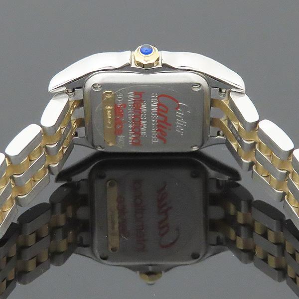 Cartier(까르띠에) W2PN0006 신형 팬더 18k(750) 골드 콤비 스몰 사이즈 쿼츠 여성용 시계 [부산서면롯데점] 이미지6 - 고이비토 중고명품