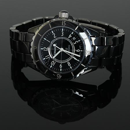 Chanel(샤넬) J12 매트블랙 세라믹 38MM 남성용 시계[광주상무점] 이미지2 - 고이비토 중고명품