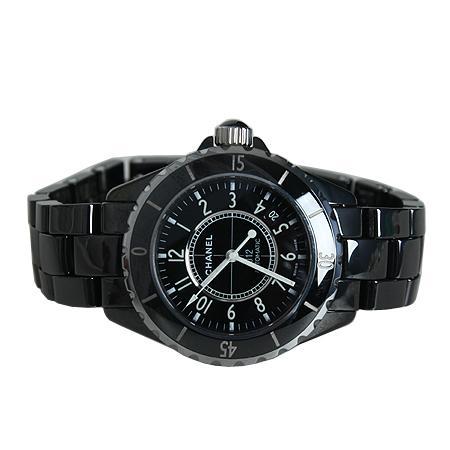 Chanel(샤넬) J12 매트블랙 세라믹 38MM 남성용 시계[광주상무점] 이미지3 - 고이비토 중고명품