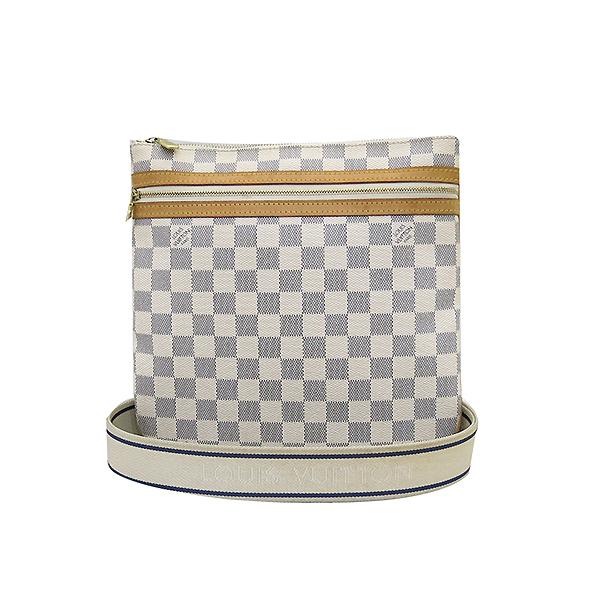 Louis Vuitton(루이비통) N51112 다미에 캔버스 아주르 보스포어 크로스백 [부산센텀본점] 이미지2 - 고이비토 중고명품