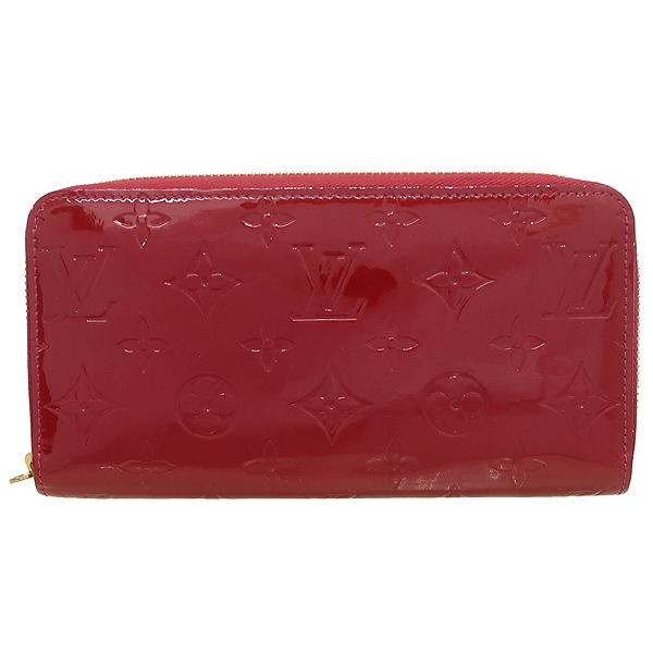 Louis Vuitton(루이비통) M91981 모노그램 베르니 폼다무르 지피월릿 장지갑 [강남본점] 이미지2 - 고이비토 중고명품