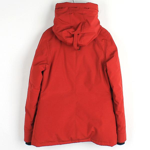 CANADA GOOSE(캐나다구스) 3800L 레드 컬러 RIDEAU (리도) 여성용 패딩 점퍼 [강남본점] 이미지3 - 고이비토 중고명품