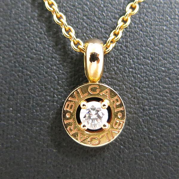 Bvlgari(불가리) CL853337  불가리 18K 옐로우골드 0.25CT 다이아몬드 여성용 목걸이 [대구동성로점] 이미지3 - 고이비토 중고명품