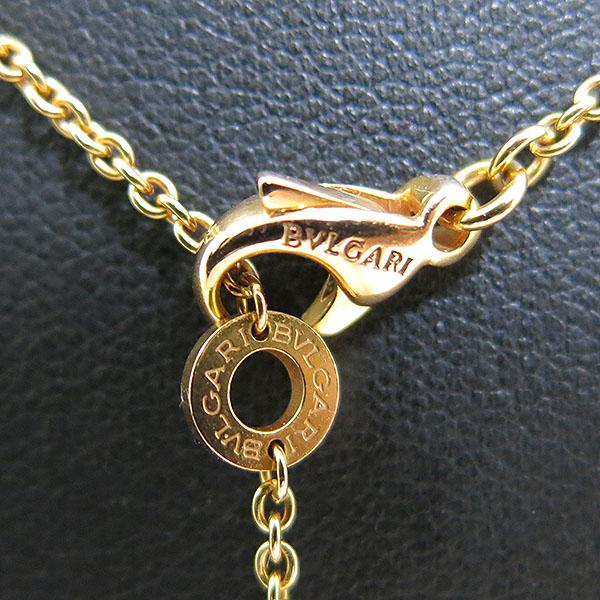 Bvlgari(불가리) CL853337  불가리 18K 옐로우골드 0.25CT 다이아몬드 여성용 목걸이 [대구동성로점] 이미지5 - 고이비토 중고명품