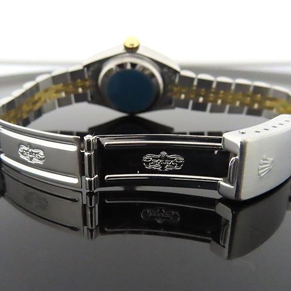 Rolex(로렉스) 69173 18K 콤비 보카시판 DATE JUST(데이트 저스트) 여성용 시계 [대전본점] 이미지5 - 고이비토 중고명품