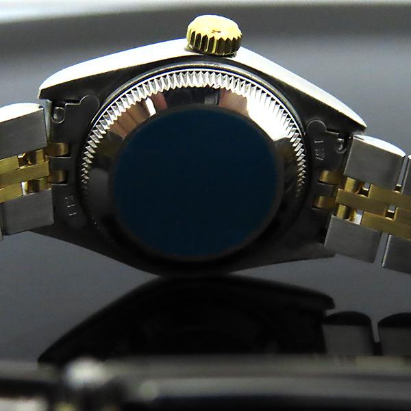 Rolex(로렉스) 69173 18K 콤비 보카시판 DATE JUST(데이트 저스트) 여성용 시계 [대전본점] 이미지6 - 고이비토 중고명품
