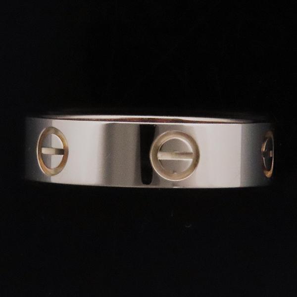 Cartier(까르띠에) B4084860 18K(750) 핑크 골드 러브링 반지 - 20호 [인천점] 이미지3 - 고이비토 중고명품