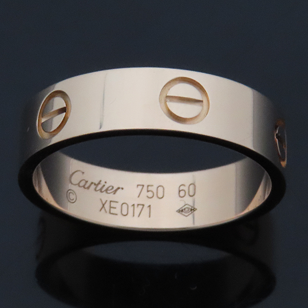 Cartier(까르띠에) B4084860 18K(750) 핑크 골드 러브링 반지 - 20호 [인천점] 이미지5 - 고이비토 중고명품