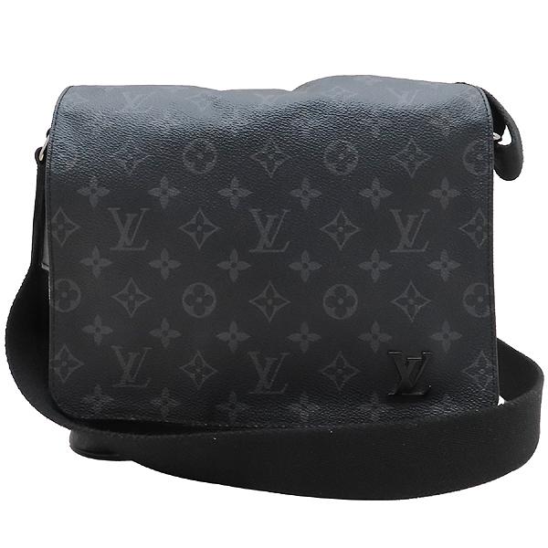 Louis Vuitton(루이비통) M44000 모노그램 이클립스 캔버스 디스트릭트 PM 크로스백 [인천점]