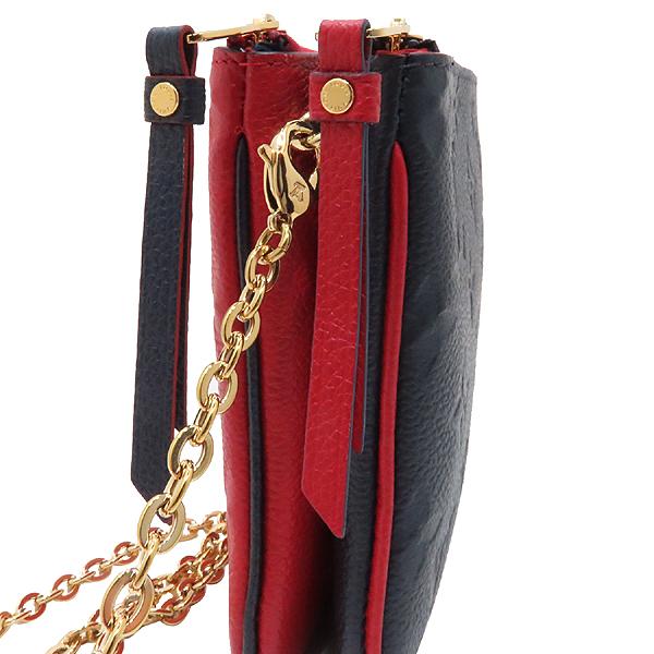 Louis Vuitton(루이비통) M63916 마린 라우지 앙프렝뜨 포쉐트 더블 집 금장 파우치 겸 체인 크로스백  [인천점] 이미지4 - 고이비토 중고명품