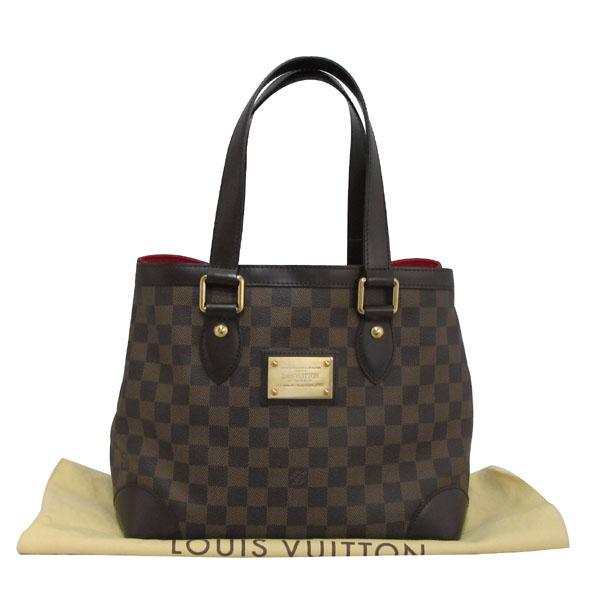 Louis Vuitton(루이비통) N51205 다미에 에벤 캔버스 햄스테드 PM 토트백 [대구반월당본점]