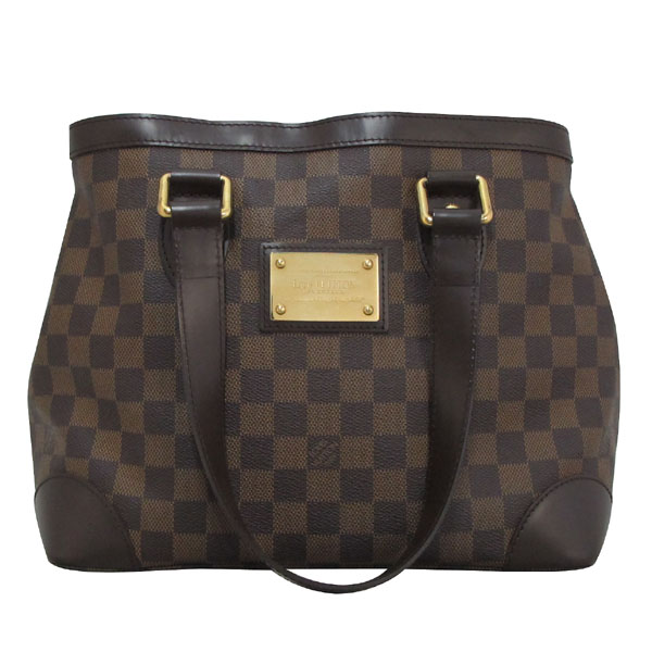 Louis Vuitton(루이비통) N51205 다미에 에벤 캔버스 햄스테드 PM 토트백 [대구반월당본점] 이미지2 - 고이비토 중고명품