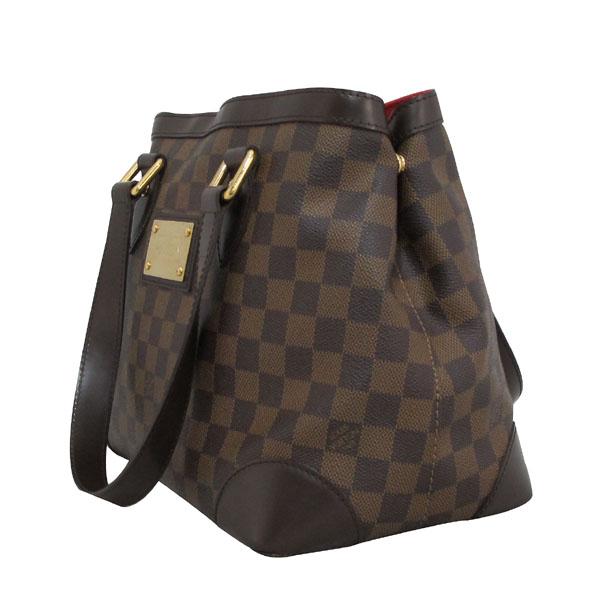 Louis Vuitton(루이비통) N51205 다미에 에벤 캔버스 햄스테드 PM 토트백 [대구반월당본점] 이미지3 - 고이비토 중고명품