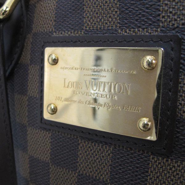 Louis Vuitton(루이비통) N51205 다미에 에벤 캔버스 햄스테드 PM 토트백 [대구반월당본점] 이미지4 - 고이비토 중고명품