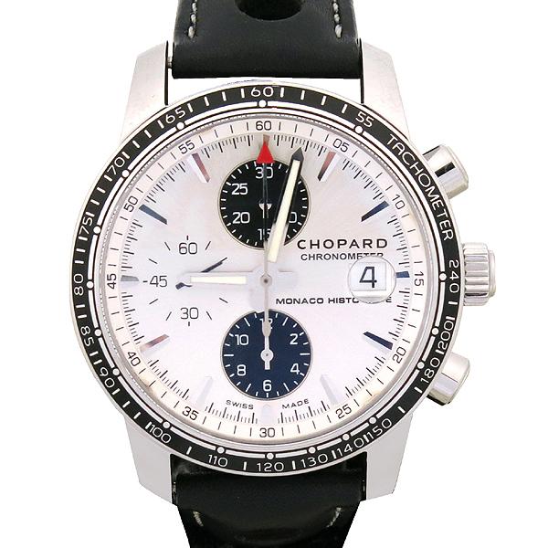 Chopard(쇼파드) 8992 GRAND PRIX 스틸 크로노그래프 오토매틱 남성용 시계 [강남본점] 이미지2 - 고이비토 중고명품
