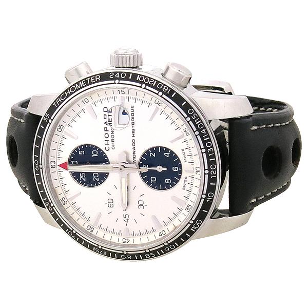 Chopard(쇼파드) 8992 GRAND PRIX 스틸 크로노그래프 오토매틱 남성용 시계 [강남본점] 이미지3 - 고이비토 중고명품