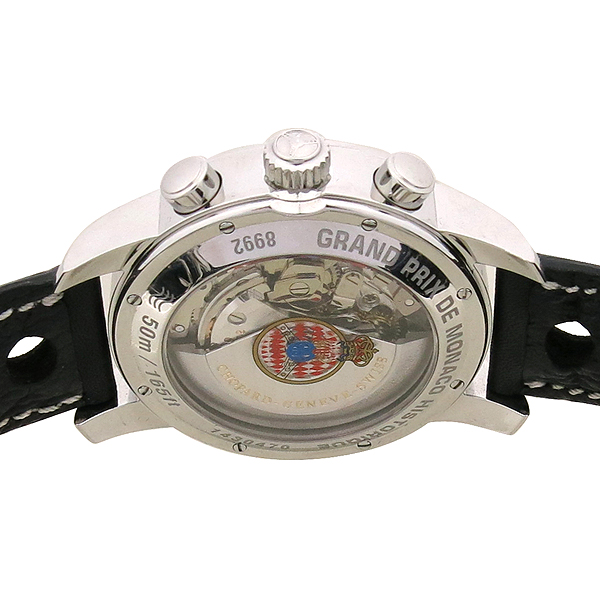 Chopard(쇼파드) 8992 GRAND PRIX 스틸 크로노그래프 오토매틱 남성용 시계 [강남본점] 이미지5 - 고이비토 중고명품