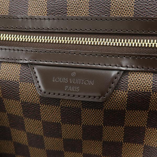 Louis Vuitton(루이비통) N41131 다미에 에벤 캔버스 에보라 MM 토트백 + 숄더스트랩 2WAY [잠실점] 이미지4 - 고이비토 중고명품
