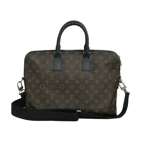 Louis Vuitton(루이비통) M40868 모노그램 마카사르 캔버스 주르 서류가방 + 숄더스트랩 2WAY [동대문점]