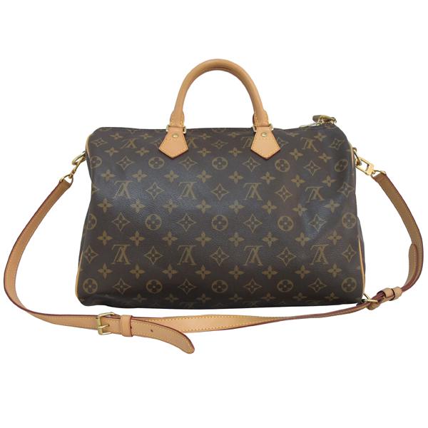 Louis Vuitton(루이비통) M40392 모노그램 캔버스 반둘리에 스피디 35 토트백+숄더스트랩 2WAY [대구반월당본점] 이미지2 - 고이비토 중고명품
