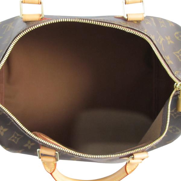 Louis Vuitton(루이비통) M40392 모노그램 캔버스 반둘리에 스피디 35 토트백+숄더스트랩 2WAY [대구반월당본점] 이미지6 - 고이비토 중고명품