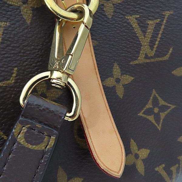 Louis Vuitton(루이비통) M41067 모노그램 캔버스 몽테뉴 GM 토트백 + 숄더스트랩 2WAY [부산서면롯데점] 이미지3 - 고이비토 중고명품