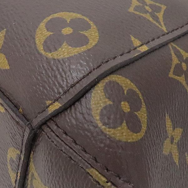 Louis Vuitton(루이비통) M41067 모노그램 캔버스 몽테뉴 GM 토트백 + 숄더스트랩 2WAY [부산서면롯데점] 이미지6 - 고이비토 중고명품