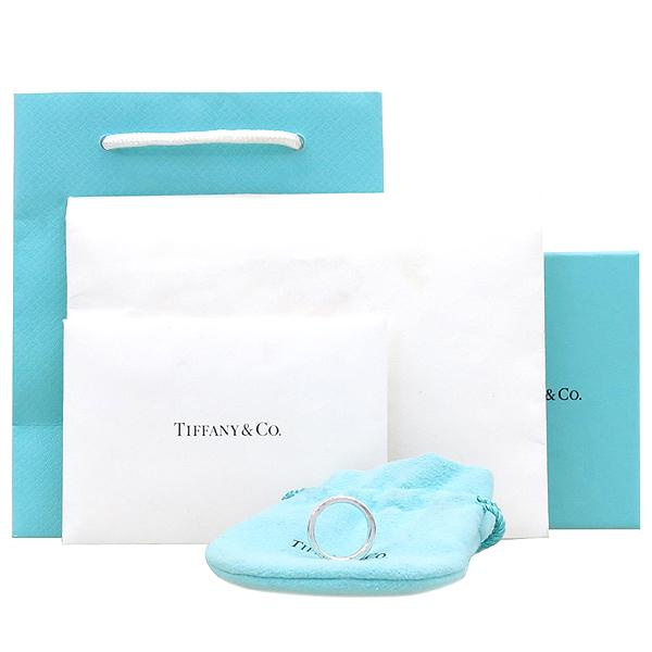 Tiffany(티파니) 925(실버) 1837 라운드 반지 - 6호 [강남본점]
