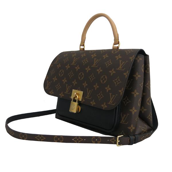 Louis Vuitton(루이비통) M44259 모노그램 캔버스 느와르 마리냥 토트백 + 숄더스트랩 2WAY [동대문점] 이미지3 - 고이비토 중고명품