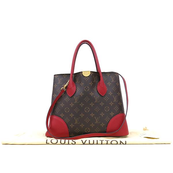Louis Vuitton(루이비통) M41596 모노그램 캔버스 체리 플랑드랭 토트백+숄더스트랩 2WAY [잠실점]